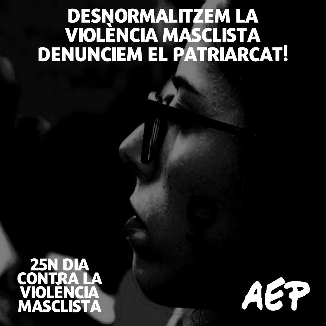 Desnormalitzem la violència masclista!