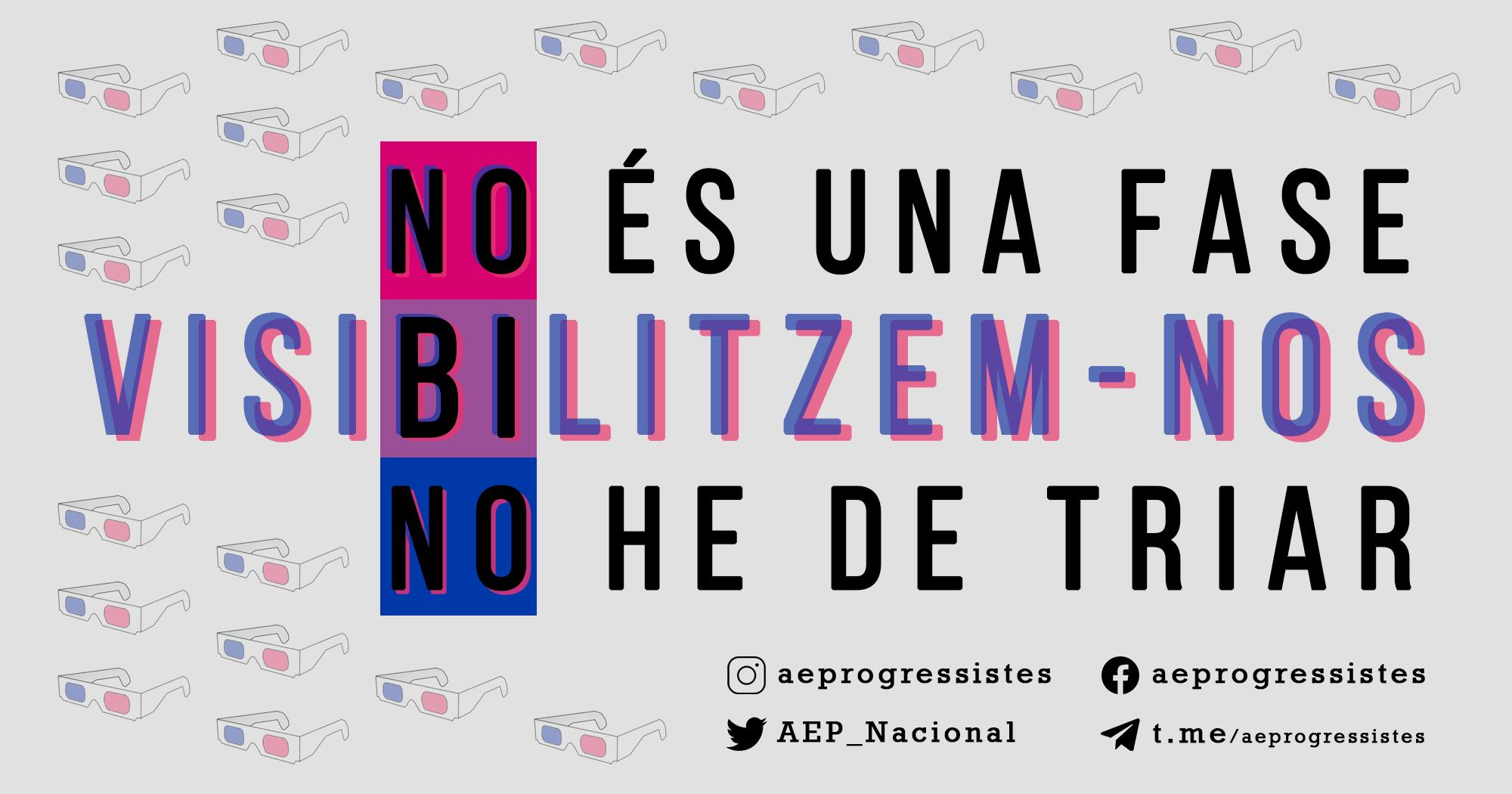 #23S, dia de la visibilitat bi: la lluita per la desestigmatització de les persones bisexuals